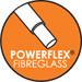 powerflex fibreglass poles